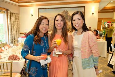 Tiffany Sahakian, Kristine Chen and Brenda Ho