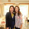 Rusini Haris-Rosen and Christin Yoo