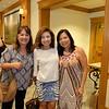 Nancy Campana, Susan Lim and Denise Sun