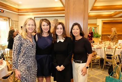 Margi Kuhn, Gina Davis-Kahn, Myrna McLane and Nina Kirkendall