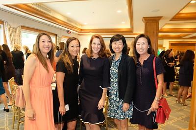 Kristine Chen, Sandra Ho, Sheri Bender, Denise Gee and Mary Lee