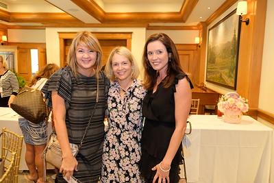 Marci Wendling, Tami McGovern and Una Battaglia