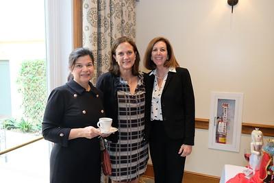 Hilda Martinez, Michele Carter and Lynn Eriksen