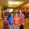 Calia, Alan, Braveton and Arton Lin with Tina Wong