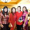 Sophia Chan, Rachel Lin, Judy Tsai and Lily Zhou