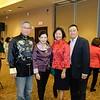 Shawn Chou, Lindsey Huang, Annie Han and Hunter Chang