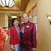 East Meets West President Annie Brassard and Paul Brassard