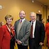 San Marino City Councilwoman Susan Jakubowski, Steven Flower and Steve Dorsey