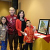 Queenie Ng, Paul Brassard, Annie Guo and Nathan Mao