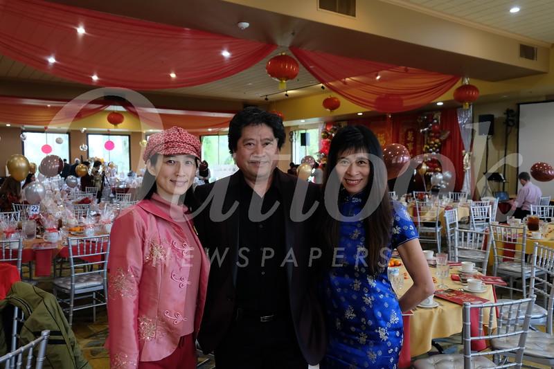 Tina Wong, David Chen and Sophia Chan