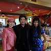 Tina Wong, David Chen and Sophia Chan