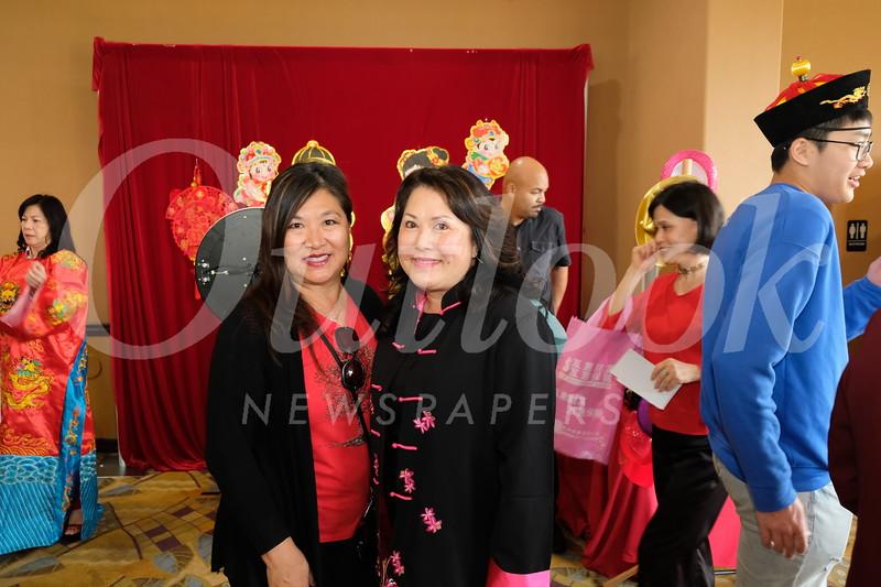Ada Wong and Alice Quitasol