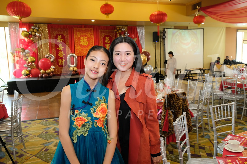 Rita Wu and Lucy Wang