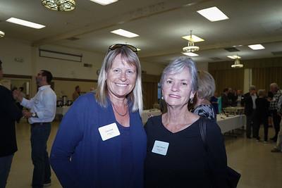Lisa Link and Joan Cathcart