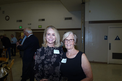 Julie O'Reilly and Mary Gilbaugh