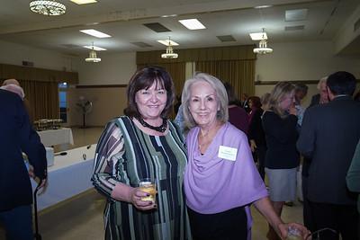 Susan Stone Rey and Connie Moran-Romero