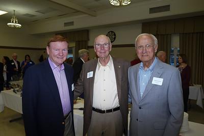 Knox Cologne, Bob Dunlap and Eldon Swanson