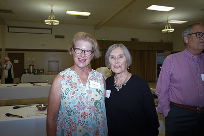 Sue Rosvall and Jean Willhite