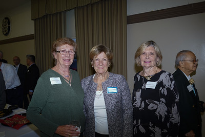 Glenda Gardner, Connie Morris and Maryadele Clougherty