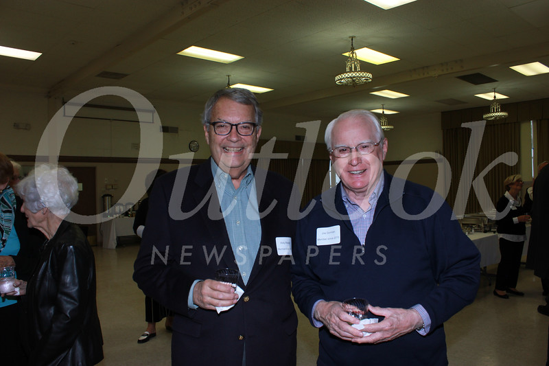 Wally Rosvall and Wendell Mortimer