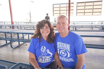 Corrine and Jeff Wilson