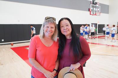Lisa Link and Vivian Chan