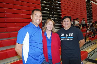 Jorge Munoz, Julie Boucher and David Wang
