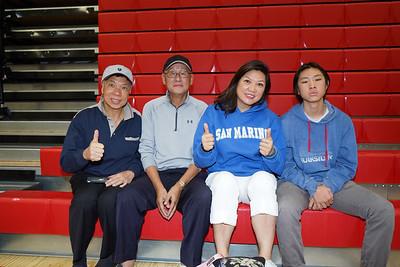 Christopher Chung, Paul Chang, Rita Chio and Ryan Zhang
