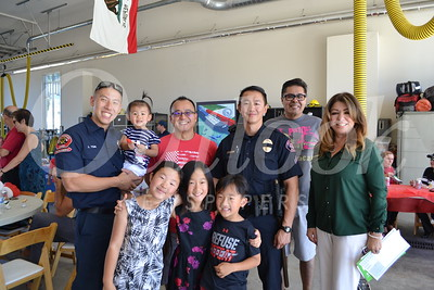 Fire and Police Host Open House