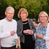 Bill Zuidervaart, Gerda D'Nino and Diana Chipello