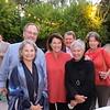 Carlin and David McCarthy, Liz and Graeme Gilfillan, Kathy Miller and Cathy Tosetti
