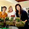 Lisa Wong, Maria De Jesu and Patricia Tom Mar