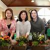 Diana David, Kristen Lew and Genevieve Tso
