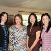 Connie Knott, Diana David, Grace Wen and Genevieve Chien