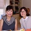 Mayumi Onami and Sheena KIm
