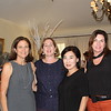 Michele Carter, Patricia Thvedt, Alice Song and Birgit Woodward