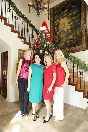 Debra Spaulding, Shana Bayat, Maria De Jesu and Lainnie Capouya