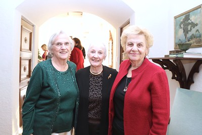 Terry Golden, Julie Oropallo and Marie Shiepe