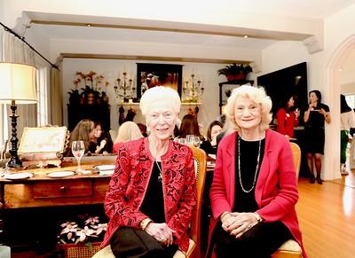 Marilyn Holdsworth and Rosanne Kusar