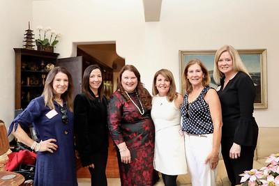 Carla Carneiro, Cintia Dias, Annette Ermshar, Ileana Mutch, Joanne McCloskey and Sarah Myers
