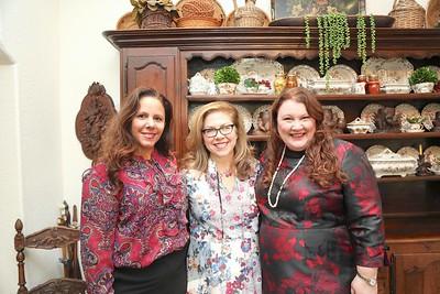 Stephanie Ginn, Lynette Sohl and Annette Ermshar