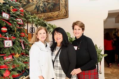 Mary Falkenbury, Mary Swanton and Shelley Harter