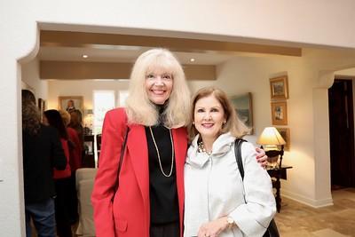 Sandy Dimkich and Mary Falkenbury