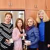 Elayne Kester, Maria Hein, Patricia Rincon and Sandy Dimkich