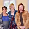 Shana Bayat, Debra Spaulding and Birgit Woodward