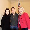 Genevieve Chien, Brandon Tam and Gretchen Shepherd Romey