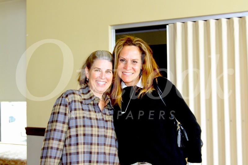 Ann Boutin and Lori Cuccia