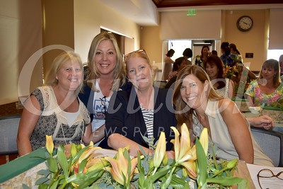 Debbie Day, Gretchen Shepherd Romey, Kelly Manning and Evelyn Boss