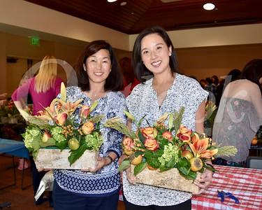 Kristen Lew and Yvonne Chen