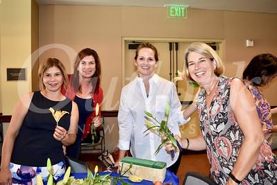 Linda Gutierrez, Birgit Castleman, Anne Alford and Ann Boutin